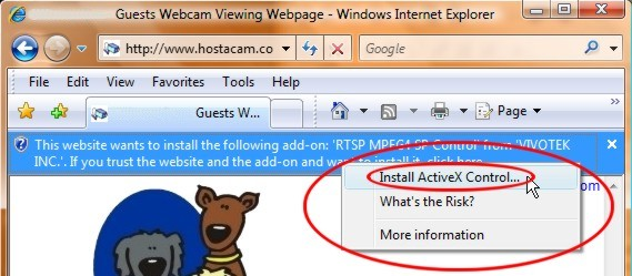 how to download activex control for windows 7